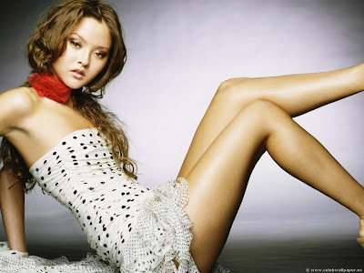 Devon Aoki - A menina do Fast and Furious