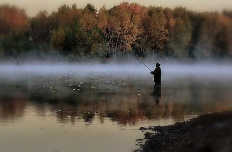 Осенний спиннинг