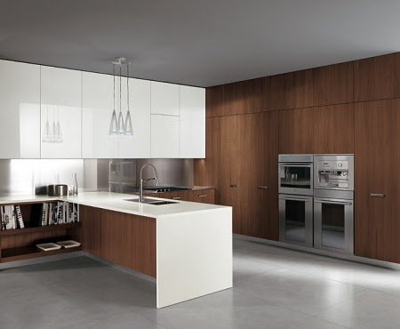 Perfect kitchen design kitchen remodeling and for Modern kitchen designs 2009