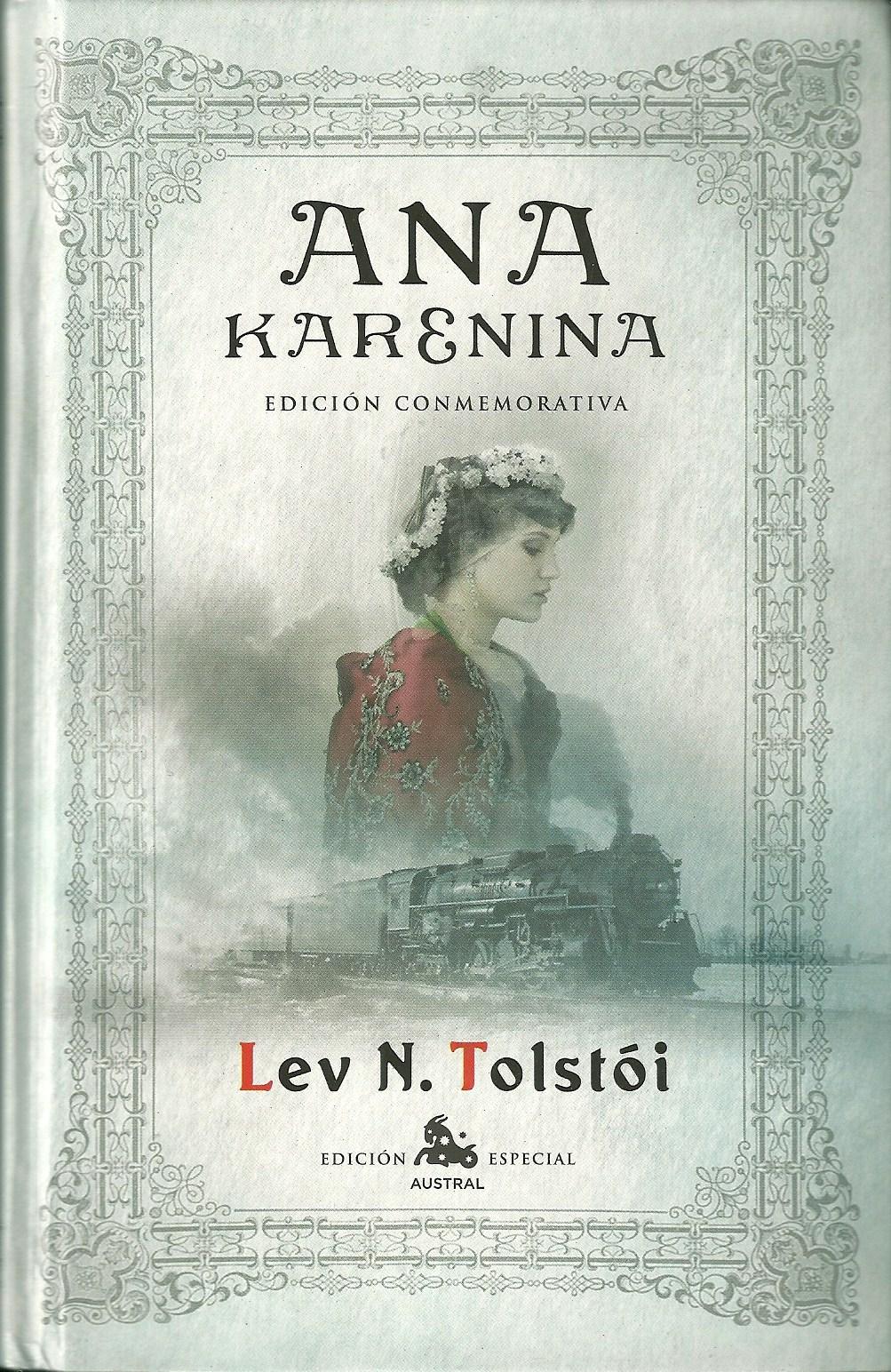 El comienzo de Ana Karenina, de León Tolstoi