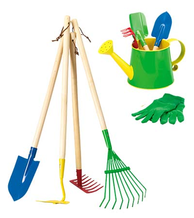 One savvy mom nyc area mom blog outdoor summer fun for Childrens gardening tools