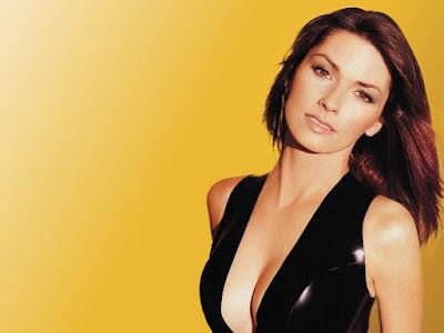 Canadian Hot Beauty Shania Twain