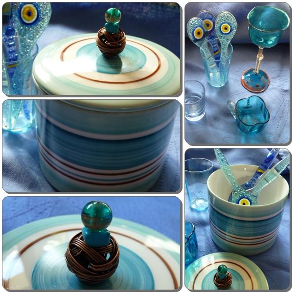 Agitation cr ative mary champagne d coration sur for Decoration sur porcelaine