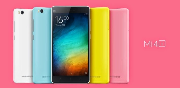 Xiaomi Mi 4i Specs