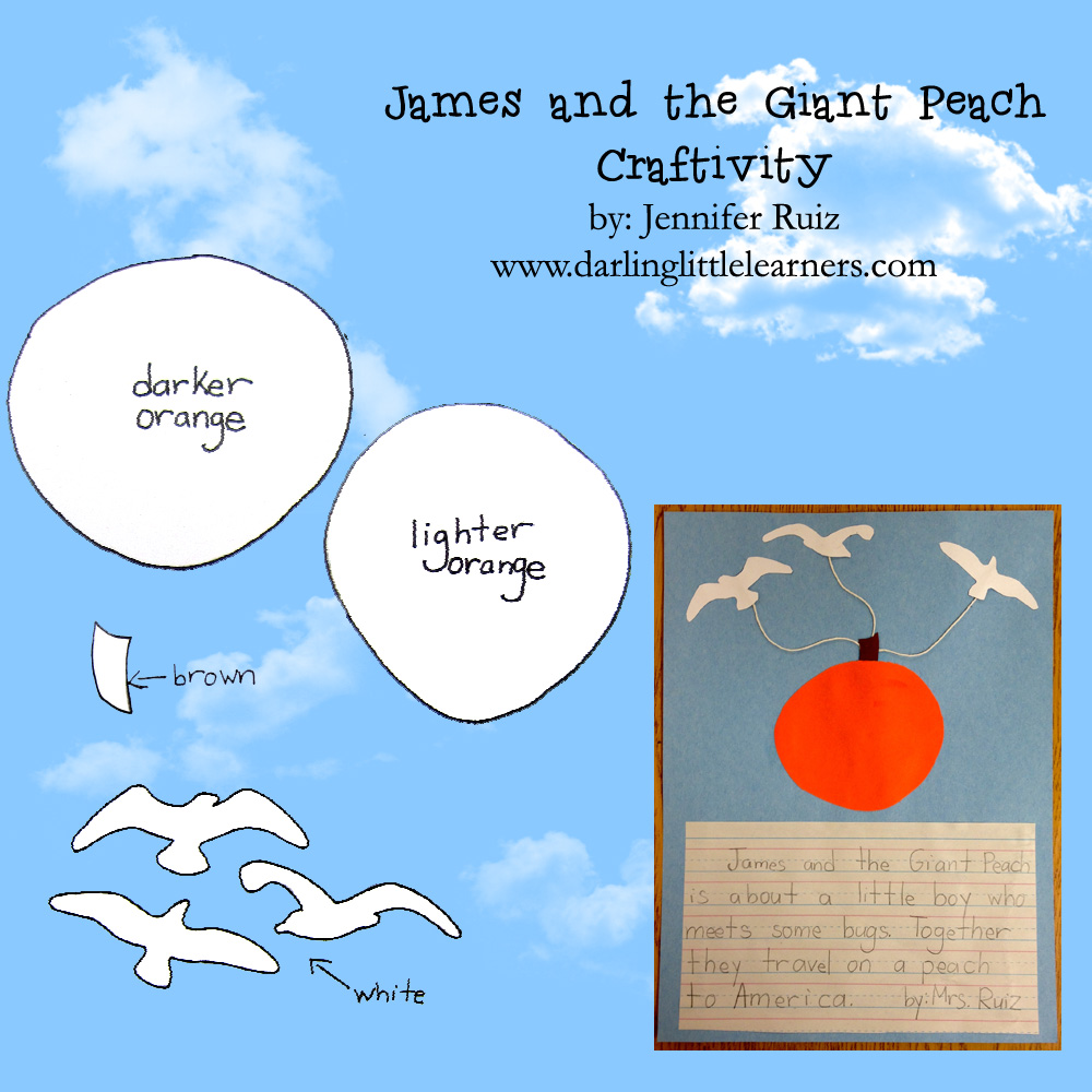 james and the giant peach chapter 1 pdf