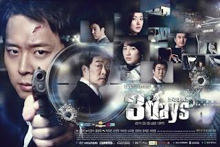 LBSTV K-DRAMA Tayangkan Serial Terbaru 3 Days/ Three Days !