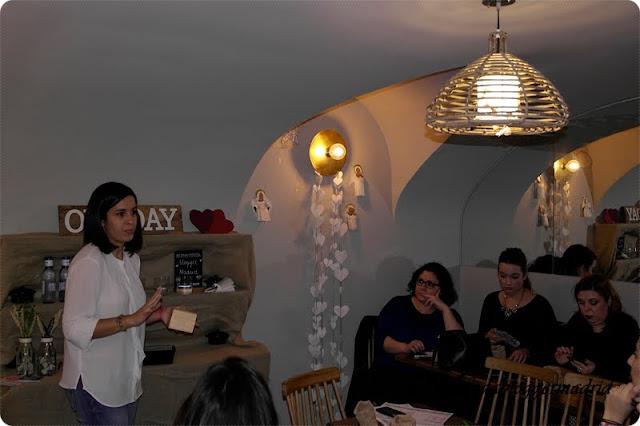 Merienda Blogger de Madrid Jord