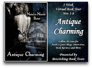 Antique Charming Virtual Book Tour: Guest Post + Giveaway