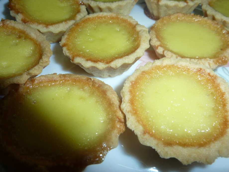 Tart Telur - RM 1.00 sebiji