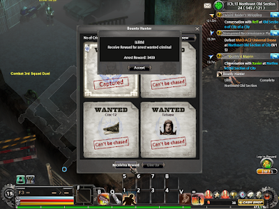 Metal Reaper Online - Bounty Reward