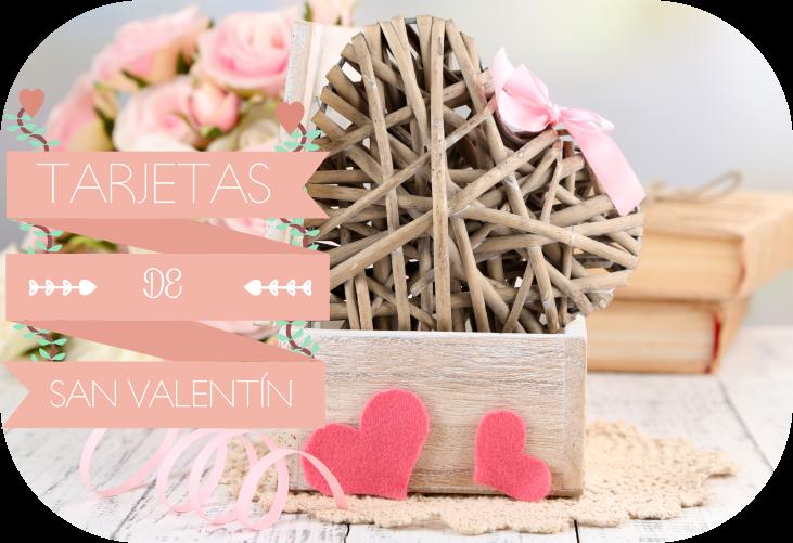Tarjetas románticas imprimibles de San Valentín