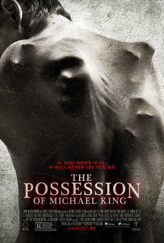 poster for The Possession of Micheal King