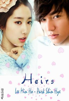 Berikut ini detil drama korea terbaru, The Heirs:
