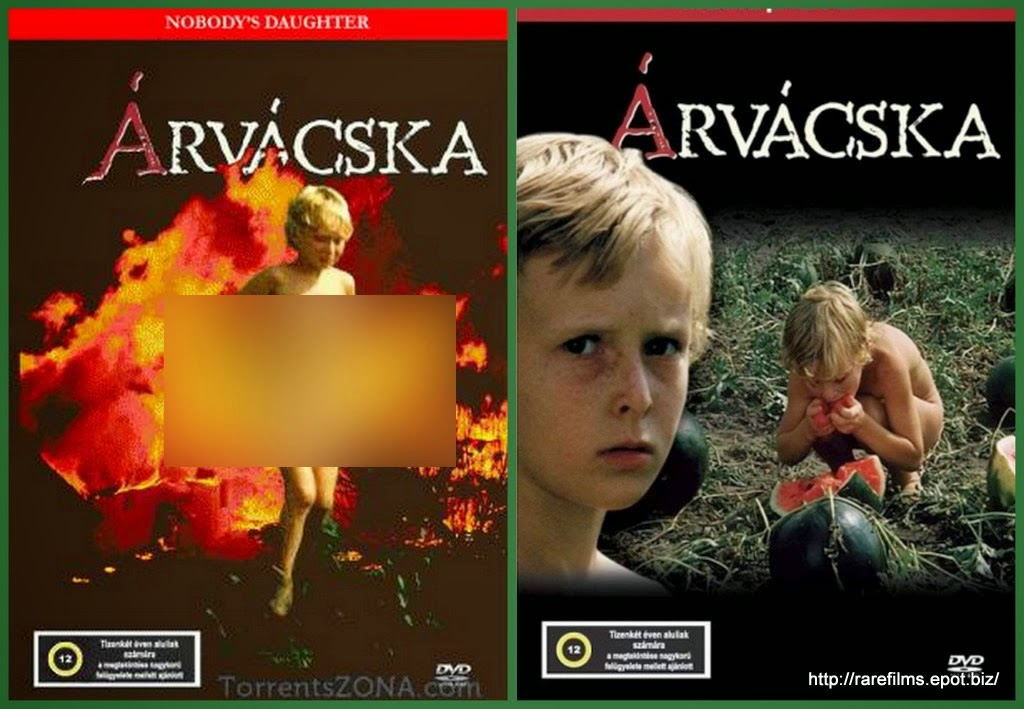 Сиротка / Arvacska / Nobody's Daughter. 1976.