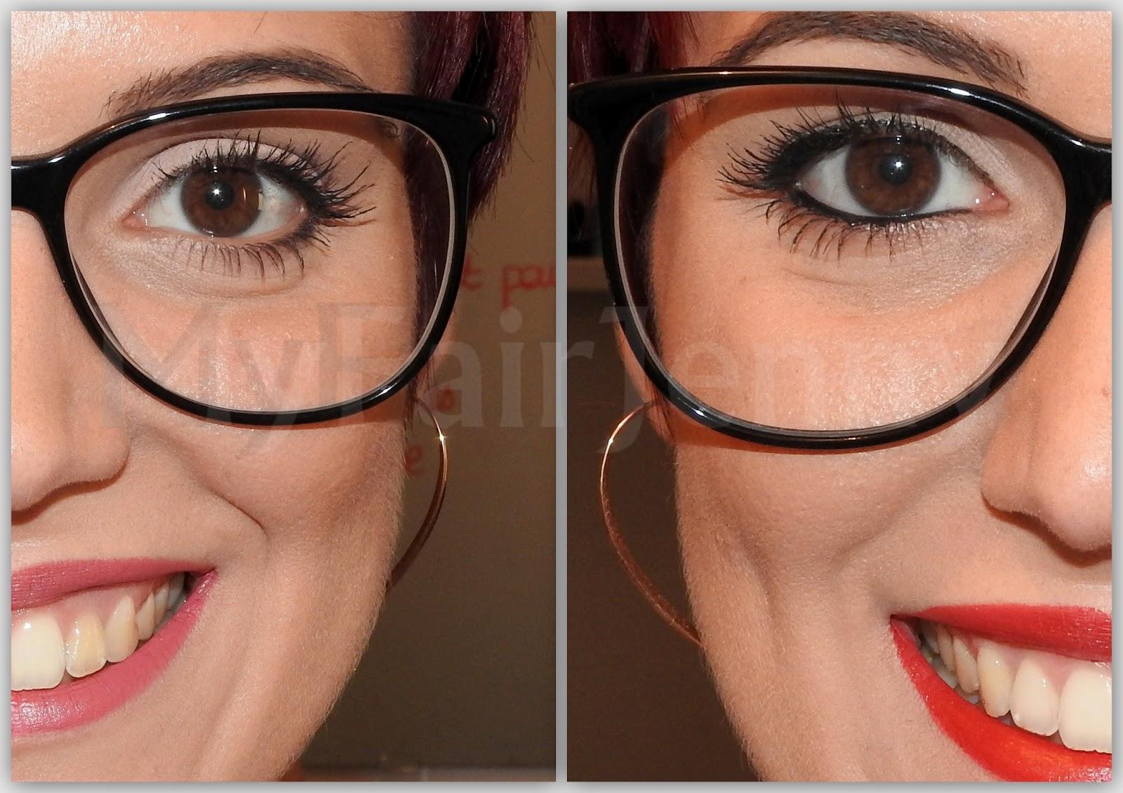 Se maquiller lorsque l 39 on porte des lunettes my fair jenny - Lunette pour se maquiller ...