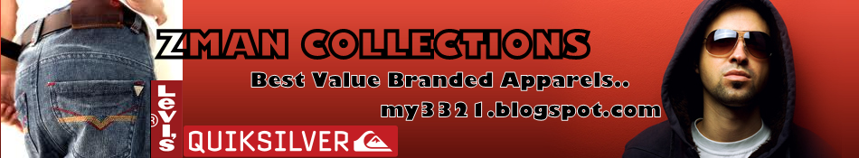 Zman Collections @ Best Value Branded Apparels