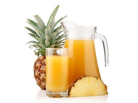اهمية عصير الاناناس عند شربه صباحاً
