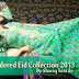 Libas Embroidered Collection 2013-14 By Shariq Textile | Libas Fall-Winter Eid Collection By Shariq Textile