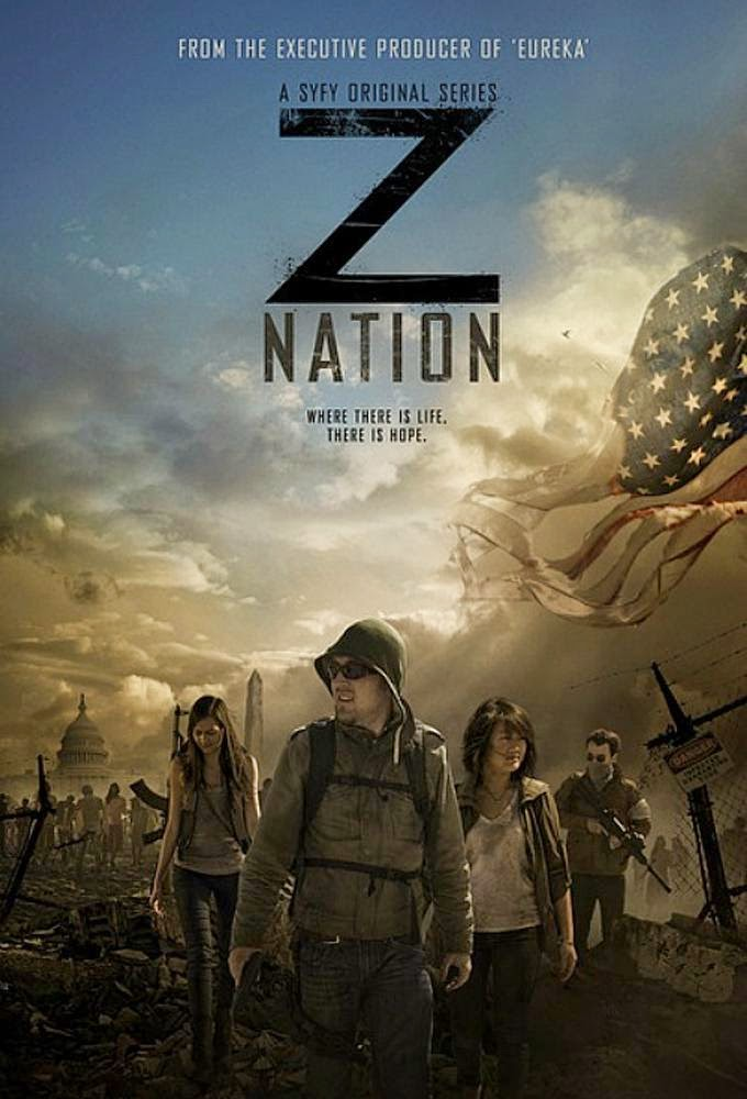 Z Nation (2014-) tainies online oipeirates