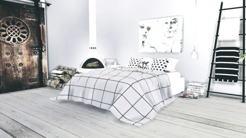My Sims 4 Blog Bedroom Recolors By Viikiita