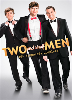 Download - Two and a Half Men - 10º Temporada - Dual Áudio (2013)