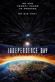 MINI-MOVIE REVIEWS: Independence Day: Resurgence.