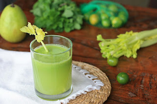 Green Juices on Trial