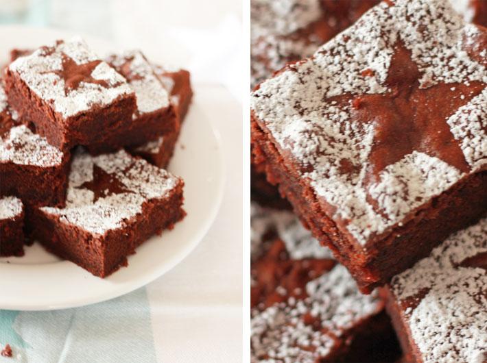 Amalie loves Denmark - Rie Elise Larsen Schokoladenkuchen