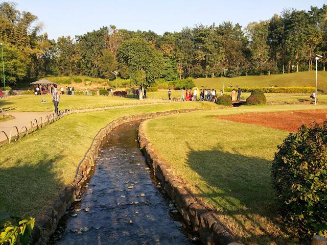 Pune-Okayama Friendship Garden (Pu La Deshpande Udyan)