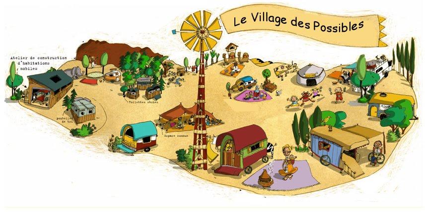 Village  des Possibles Drôme