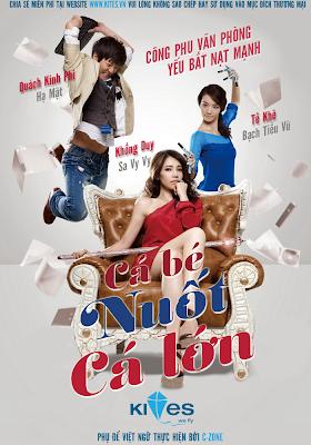 Phim Cá bé nuốt cá lớn-phim Hài TQ