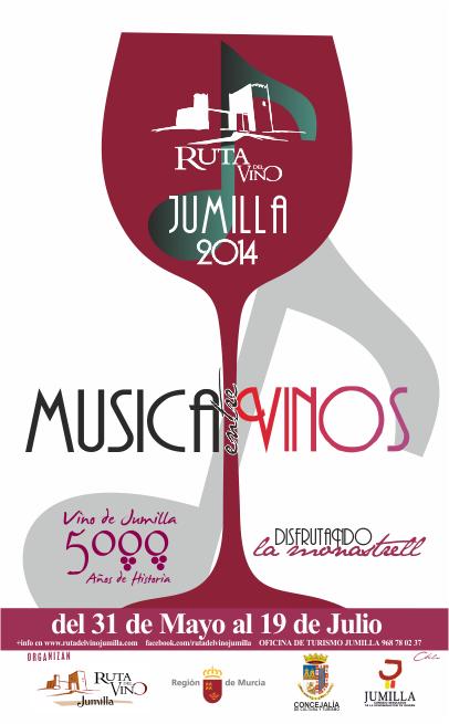 Música Entre Vinos Jumilla