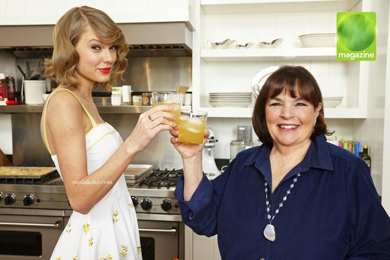 Taylor Swift'in Günlük Detoks İçeceği Tarifi