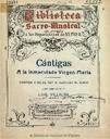 Cantigas de Alfonso X El Sabio