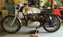 Ohio 2001 cafe racer
