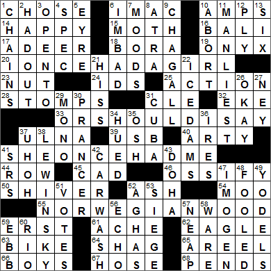 made out of wood crossword clue 2