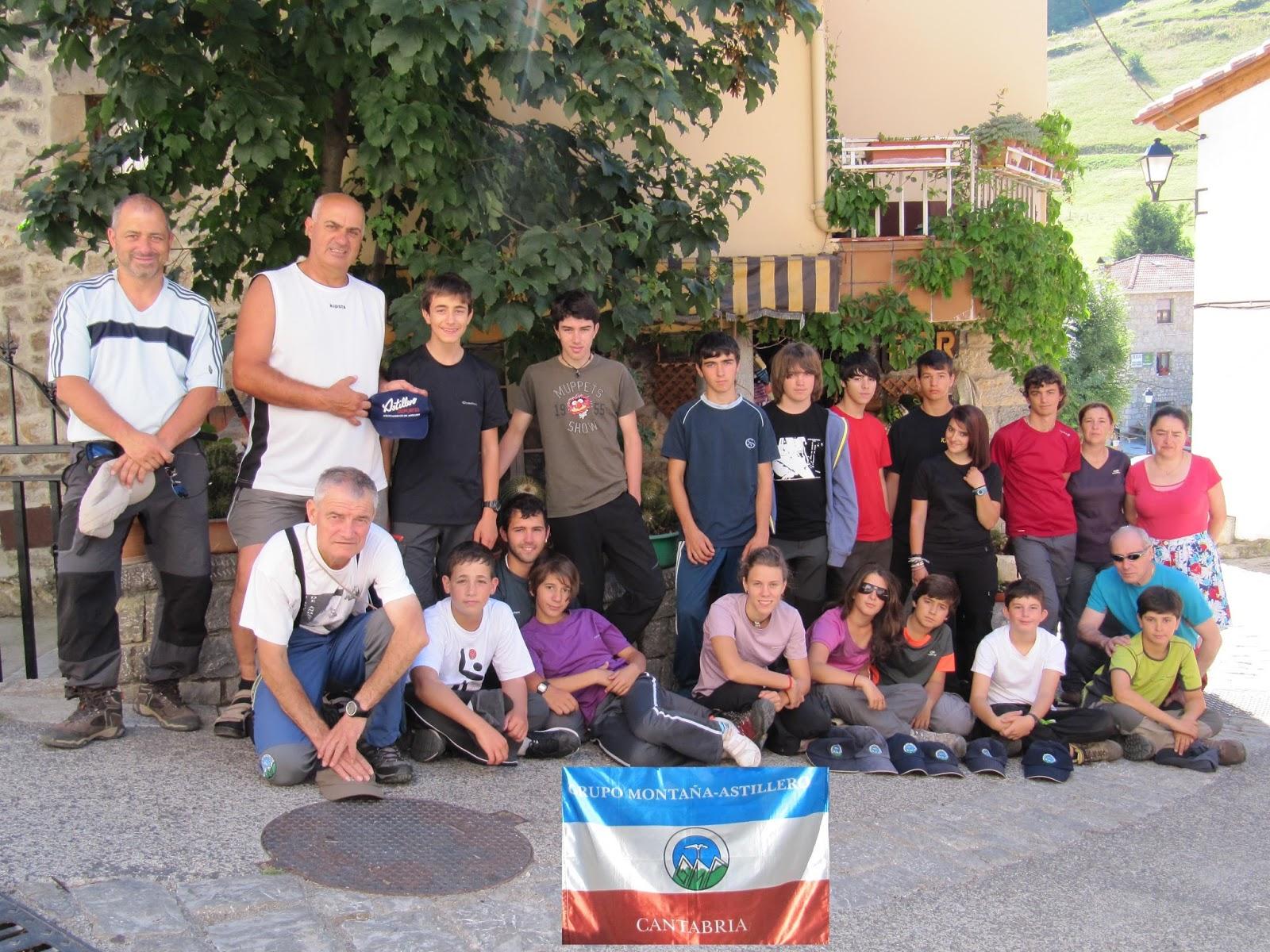 federacion gallega montana: