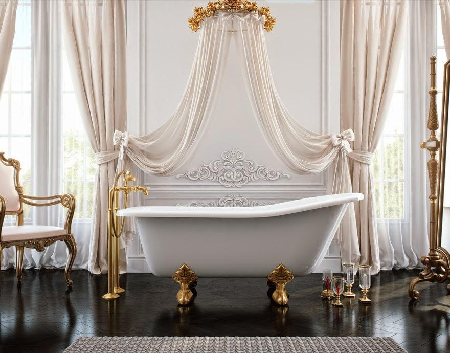 Новинка! Российские ванны, душевые поддоны и раковины Estet из литого мрамора