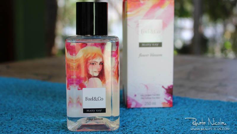 Novas fragrâncias Fine Mist Feel&Co da Mary Kay