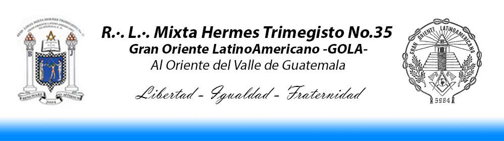 R.·. L.·. Mixta Hermes Trimegisto No.35