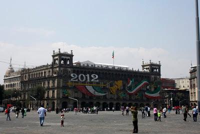 Palacio del Ayuntamiento.