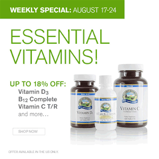 Essential Vitamins Sale