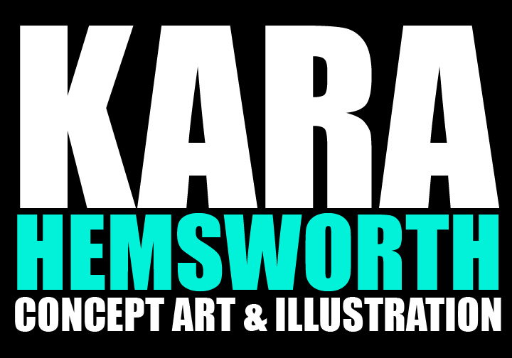 Kara Hemsorth Concept Art & Illustration