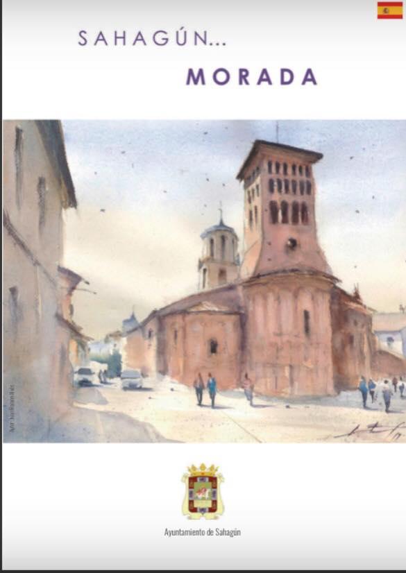 Libreto de turismo de Sahagún. León