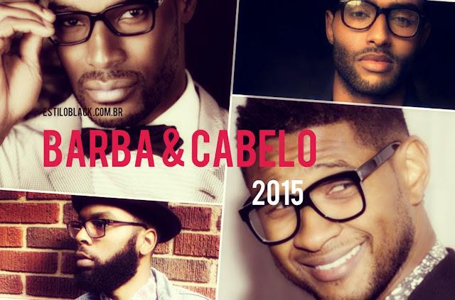 Tipos de Barba e Cabelo para Homens Negros