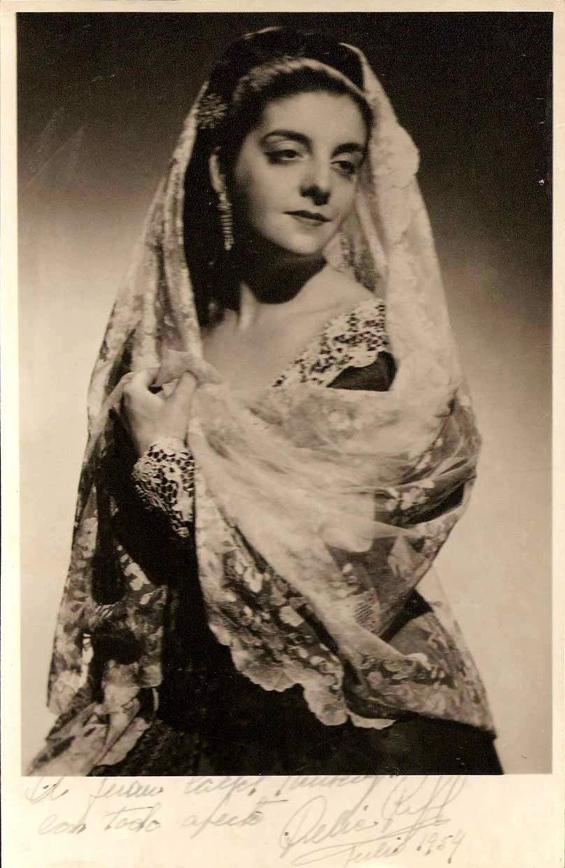 Otello. Delia Rigal