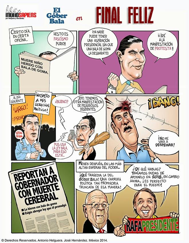 Caricatura y comics