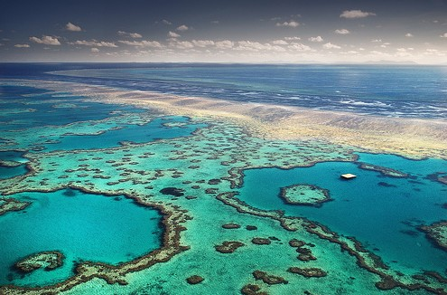 Great Barrier Reef di Australia