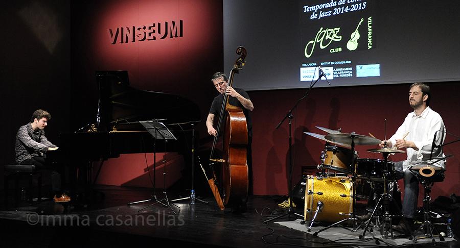Gonzalo Del Val Trio (Auditori Vinseum, Vilafranca del Penedès, 11-4-2015)