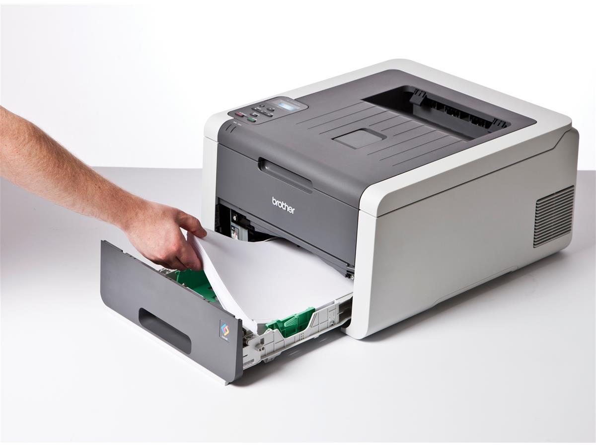 Impresora Brother HL-3140 láser color - Consejos impresoras - Blog ...
